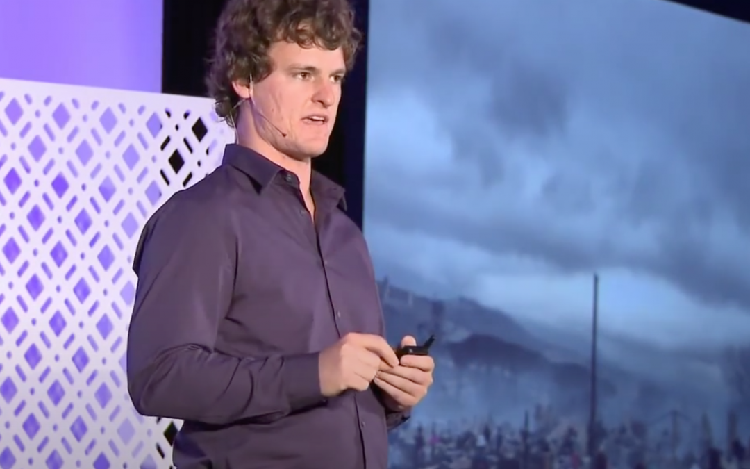 Pop-up Houses Improve South African slums – Andreas Keller   TEDxWWF