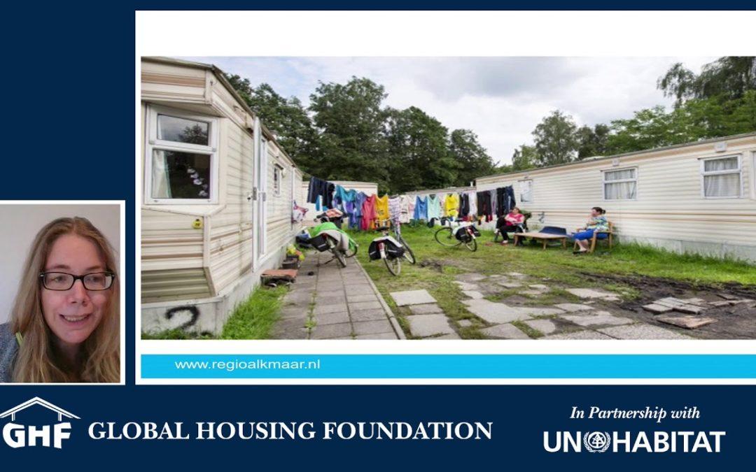 GHF Discussion: Lutine de Boer, Reg Program Mgr Housing, Region Alkmaar