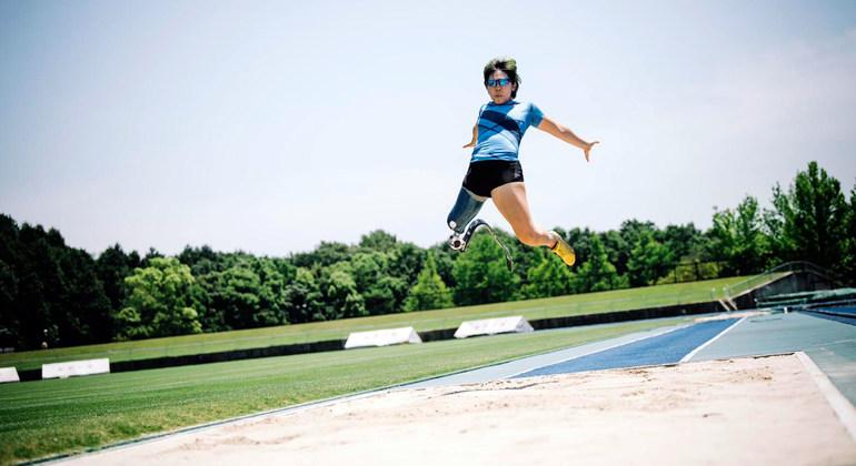 Tokyo Paralympics: leaping towards a more inclusive society | UN News – SDGs