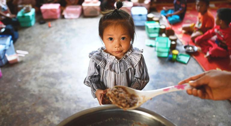 No improvement in young children's diets over past decade: UNICEF | UN News – SDGs